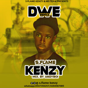 S.FLAME KENZY SET TO RELEASE A NEW SINGLE  ON 1ST JUNE.