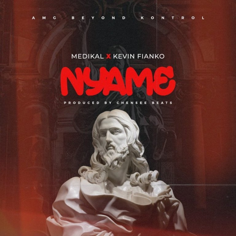 Medikal – Nyame Ft Kevin Fianko (Produced By Chensee Beatz)