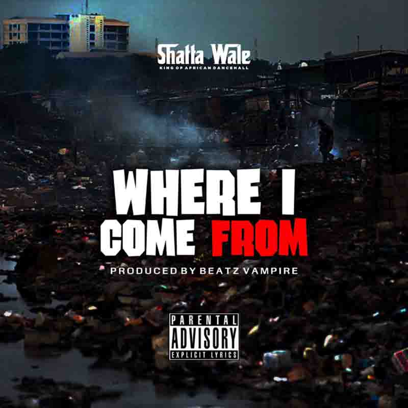 Shatta Wale- Where I Come From ( Produced by Beatz Vampire )