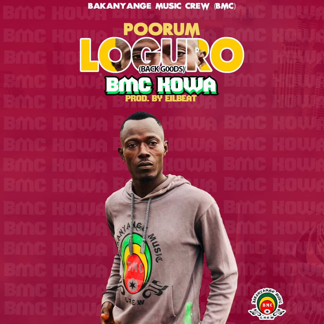 BMC KOWA – POORUM LOGURO(back side) PRODUCED BY EILBEAT