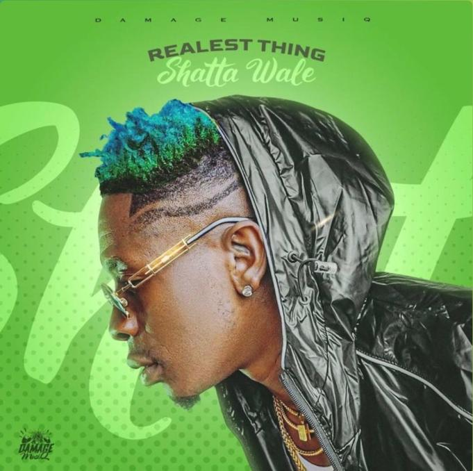 SHATTA WALE – REALEST THING ( PRODUCED BY DAMAGE MUSIQ)