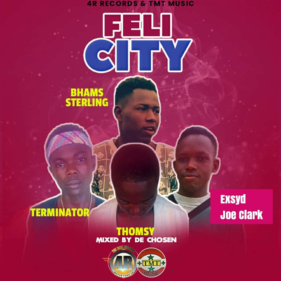 BHAMS STERLING X TERMINATOR X THOMSY X EXSYD JOE CLARK – FELICITY ( MIXED BY DE CHOSEN)