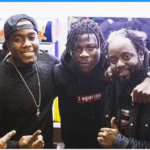 Jamaican Artists Stonebwoy has Featured so far in his career